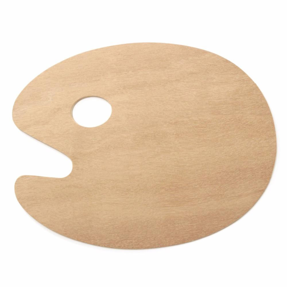 Popular Wooden Paint Palette Buy Cheap Wooden Paint Palette Lots From China Wooden Paint Palette