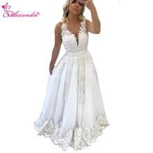fcbcebac0f0e2 Buy long white prom dress and get free shipping on AliExpress.com