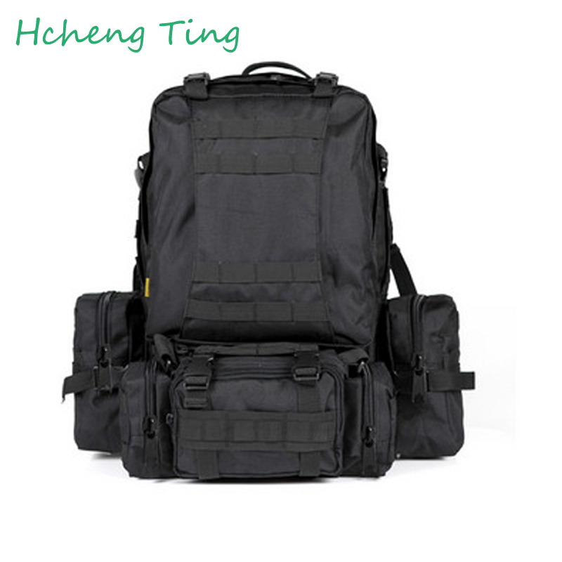 ФОТО  Capacity  Military Trekking Backpack  Traveling Rucksack Bags