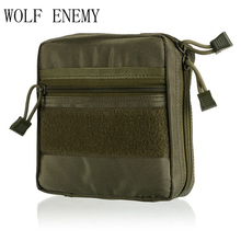 Military MOLLE EMT First Aid Kit Survival Gear Bag Tactical Multi Medical Kit or Utility Tool Belt EDC Pouch
