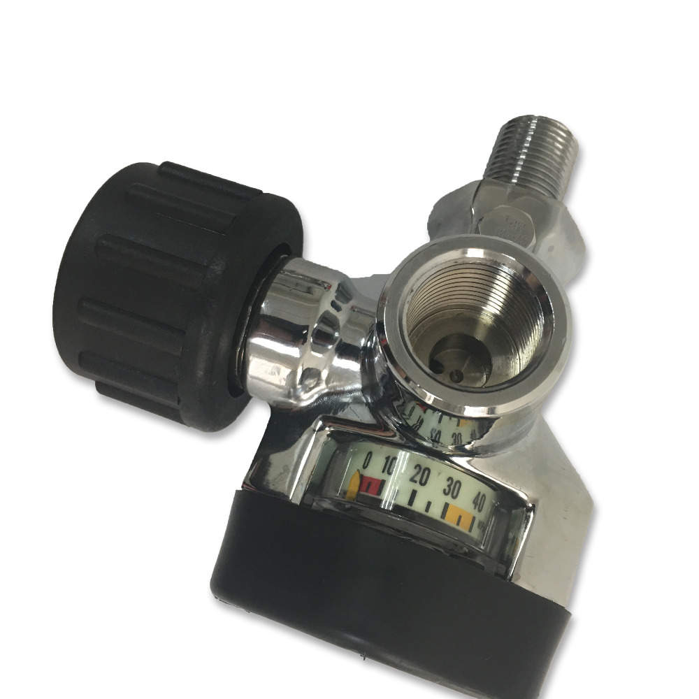 Image 5 - AC921 Compressed Air Paintball Tank/Cylinder Use Black Valve for Hunting/CO2 Accessories/Tank Refill Airgun Gauge AC921 Aceccare-in Paintball Accessories from Sports & Entertainment