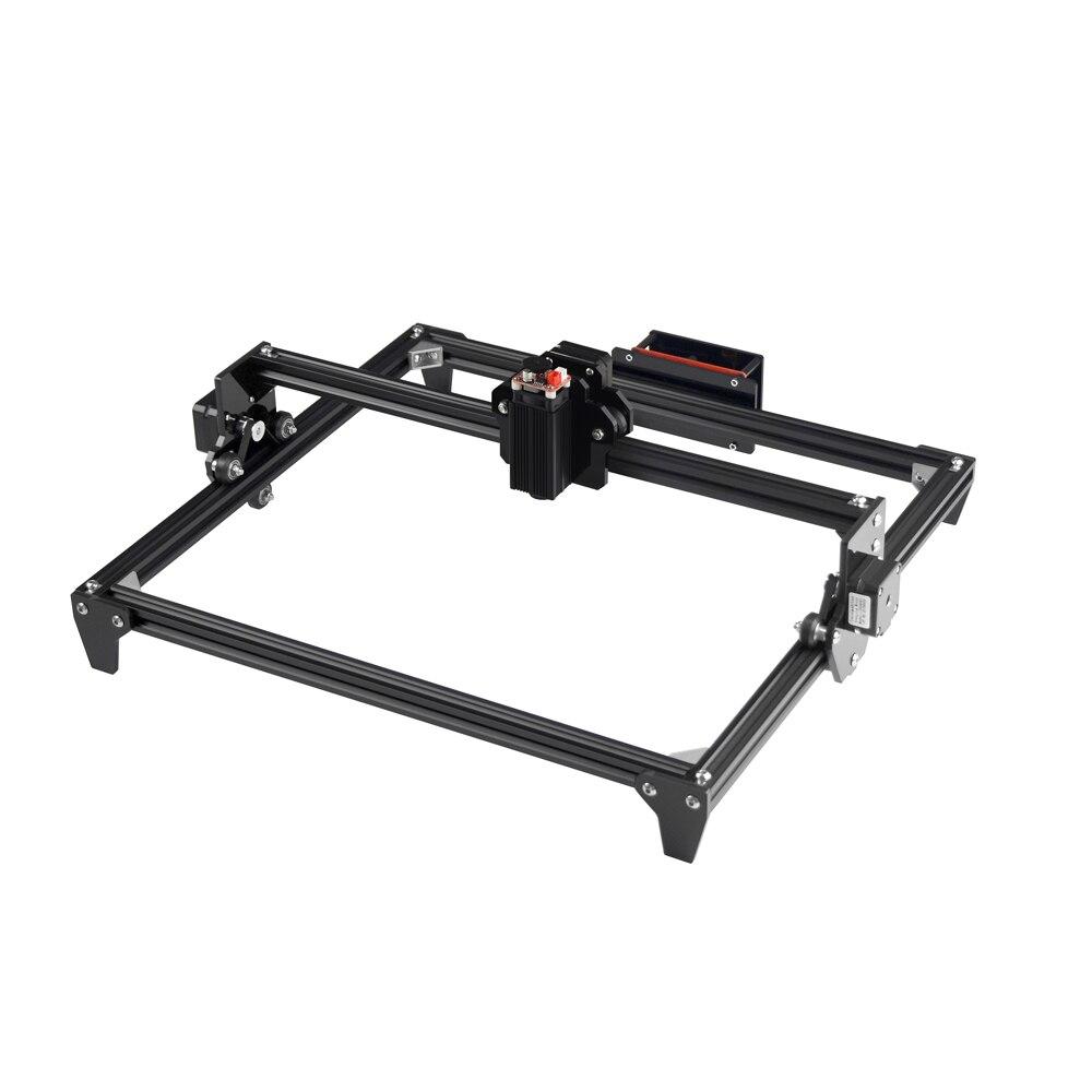 Laser Mini 2500MW CNC laser Engraving Machine 2Axis 3D printer DIY Engraver Desktop Wood Router/Cutter/Printer+Laser Goggles 3