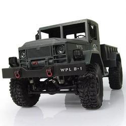 Nowy 1:16 skala samochód zdalnie sterowany rc Off-Road 4WD ciężarówka wojskowa RTR zdalnie sterowanym samochodowym zabawki dla dzieci dla dzieci