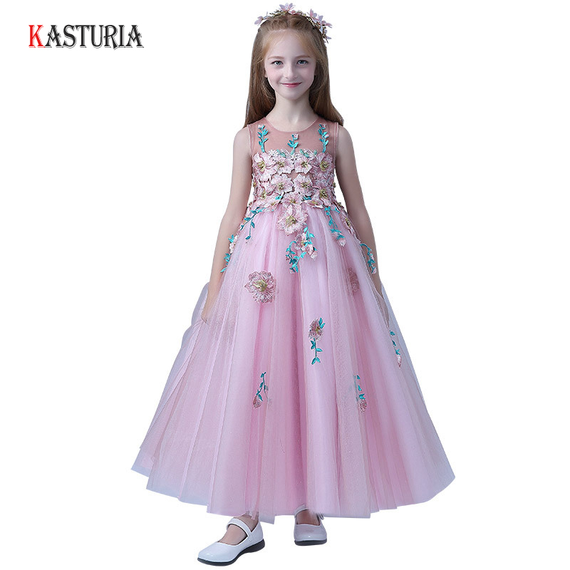 New Children princess dress girls dresses sleeveless summer kids dance costume teenagers unicorn party birthday baby tutu dress fashion baby girls dress kids christmas party red paillette tutu dresses xmas gift sleeveless princess costume girls dress 10