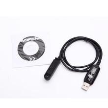 100% Original BaoFeng UV9R USB Programming Cable Driver CD For UV XR A 58 UV 9R Plus BF A58  Walkie Talkie