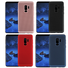 Phone Case For Samsung Galaxy S6 S7 Edge S8 S9 Plus S10 S10 Plus Fashion Hollow Heat Dissipation Hard PC Phone Case цена