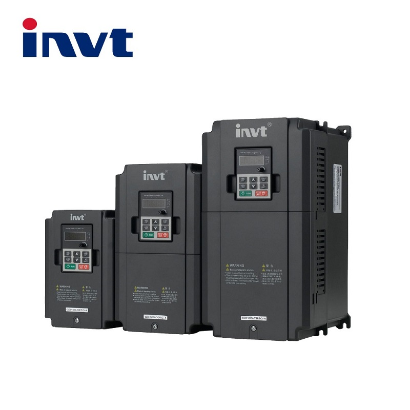 Invt Frequency Inverters Gd 100 General Purpose Series