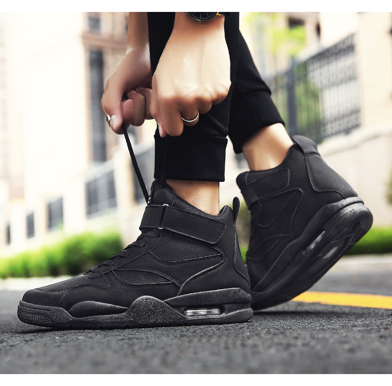 Men Shoes 2018 New Mens Running Shoes  High Top Sneakers Sport Male Athletic Outdoor Jogging Shoes Zapatillas Hombre Deportiva (13)