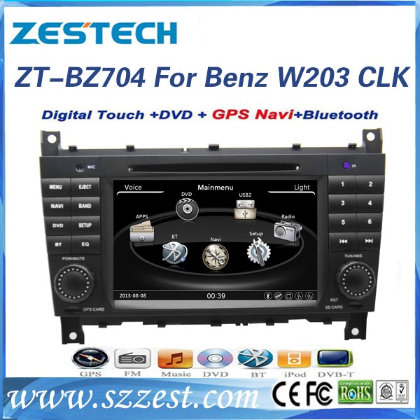 factory sale radio gps cd player for mercedes benz c class. Black Bedroom Furniture Sets. Home Design Ideas