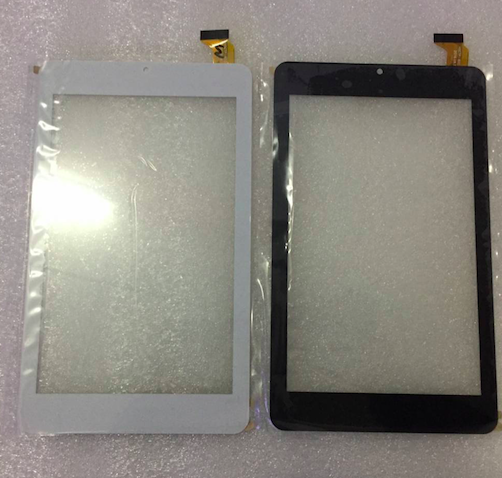 New touch screen digitizer For 7 Tablet HSCTP-802-7-V0 HSCTP-802-7-V1 Touch panel Sensor Glass Replacement Free Shipping
