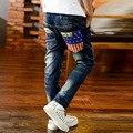 2015 Autumn Winter Boys Jeans Baby,Children Jeans For Boys Pants,Children Clothing,Baby Clothes,Kids Jeans,Roupas Infantis