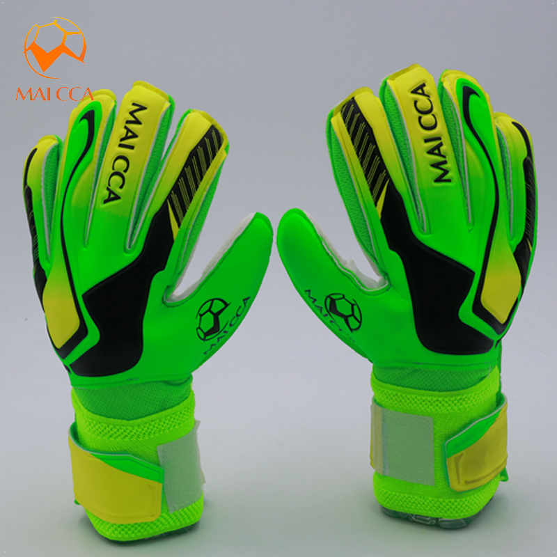 Goalkeeper Gloves Football Boy Soccer Goalkeeper For Kids Adult Football Goalie Gloves Children