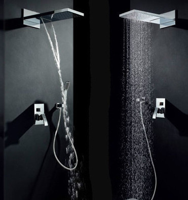 Germany Set Hansgrohe Raindance shower concealed thermostatic taps ...