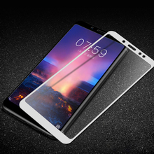 Suntaiho Full Cover Tempered Glass For Xiaomi Redmi note 5 Pro xiomi Redmi 5A 5 Plus 4A 4X not 4 Screen Protector Tempered Film