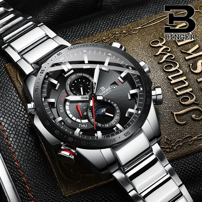 42 мм Corgeut стерильные часы с сапфировым стеклом военные мужские автоматические Роскошные Брендовые спортивные дизайнерские автоматические ... - 6