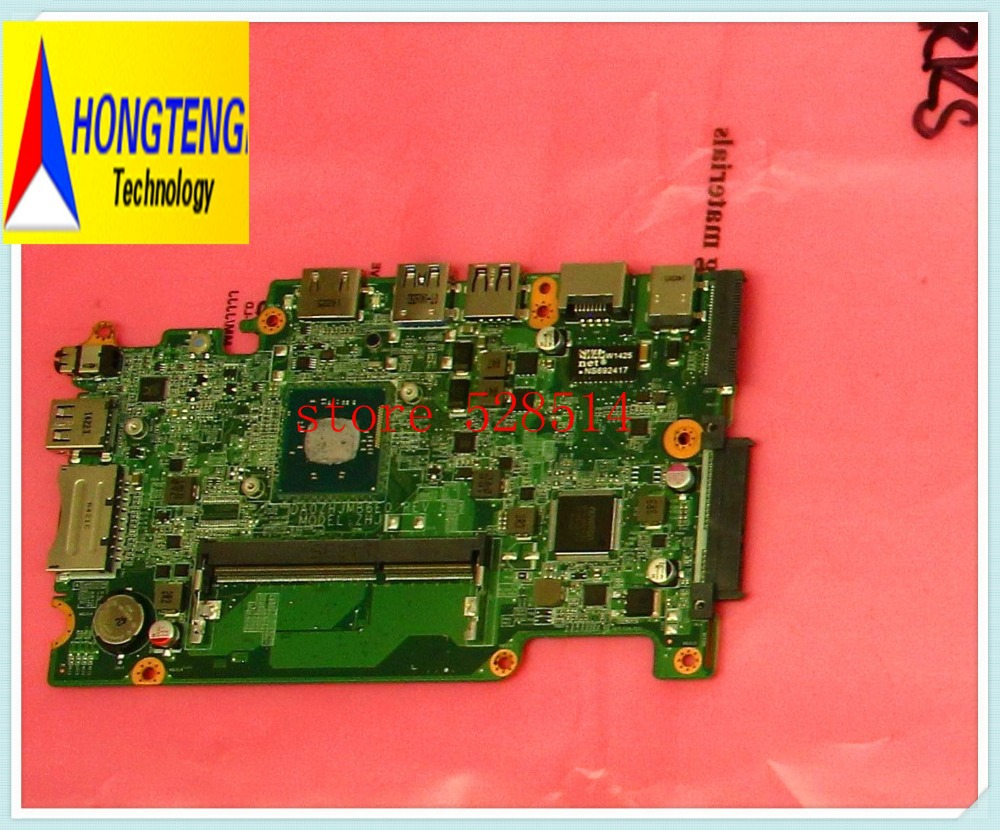 Original DA0ZHJMB6E0 NBMNU11001 FOR Acer E3-111-C0WA LAPTOP Motherboard 100% Test ok