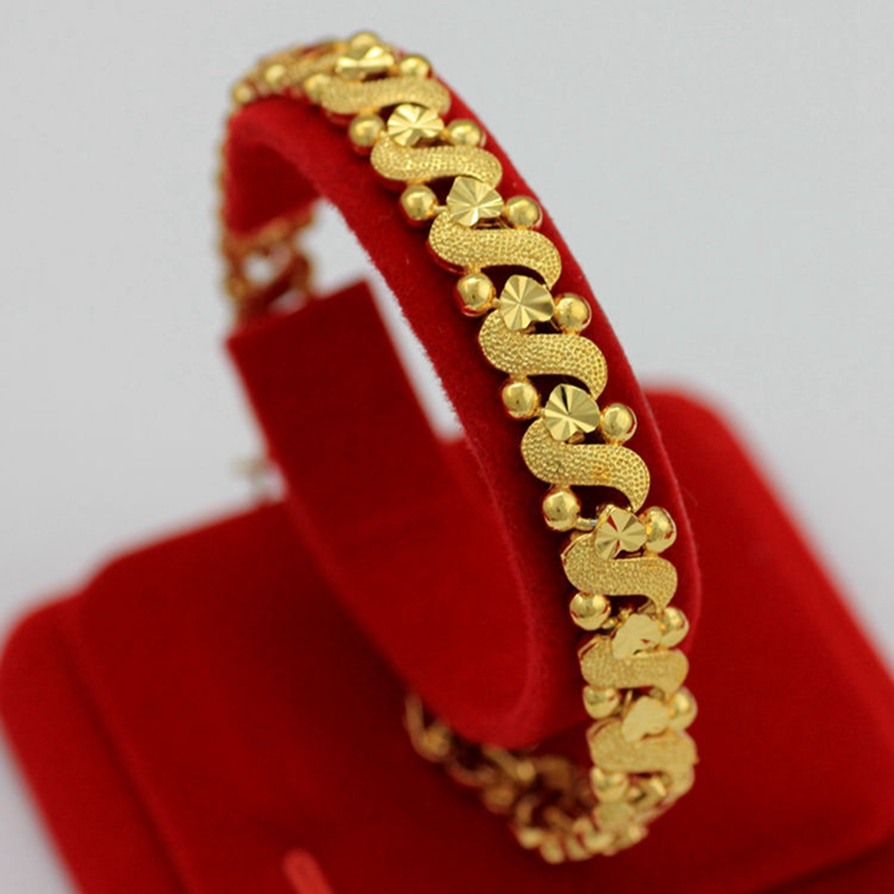 Finework Bracelet Yellow...
