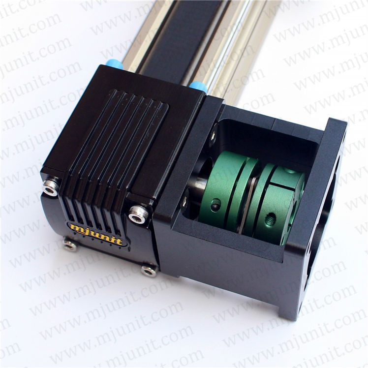 Professional Manufacturer linear rail guideway double  actuator mini  way belt drive actuator for laser machine high rigidity roller type wheel linear rail smooth motion belt drive guide guideway manufacturer