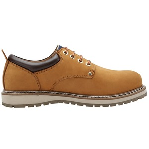 Image 4 - CAMEL Genuine Leather Men Shoes England Trend Male Footwear Mens Casual Outdoors Short Boots Man Work Shoes Large Size 47