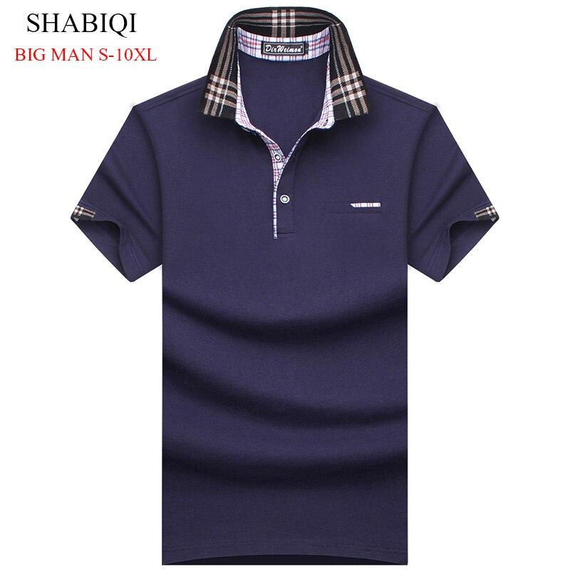 New 2019 Summer Men Brand   Polo   Shirt For Men Designer   Polos   Men Cotton Short Sleeve shirt Brands jerseys golftennis Size S-10XL