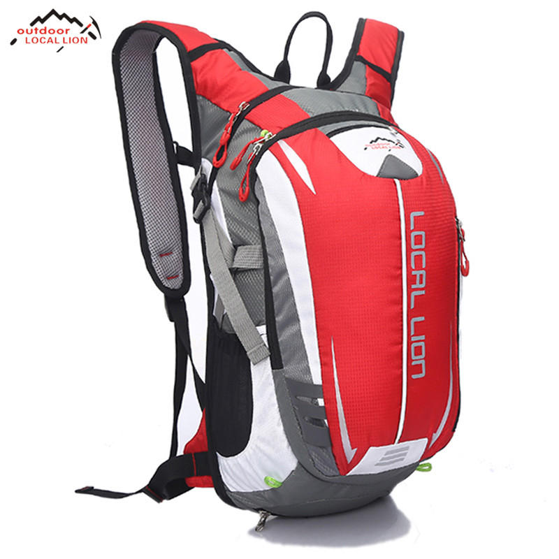 Outdoor Bicycle Bags MTB Road Bike Backpacks Waterproof Sports Breathable Cycling Backpack Hiking Riding Bag 18L For Men Women bicycle backpack mtb outdoor enquipment 40 l suspension breathable panniers cycling backpack climbing riding bicycle bike bag