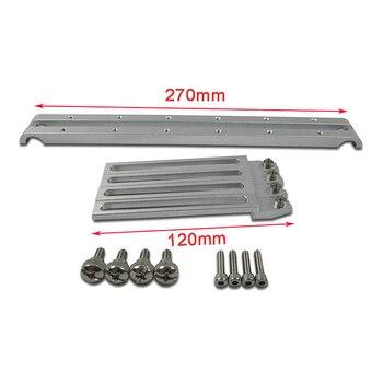 BGA Reballing Jig Fixture pcb table For Repair Station IR6000 IR6500 IR9000 bga template rework station rework station pcb holder clamp with 4 pieces screws for ir6000 ir6500 ir9000 welding machine