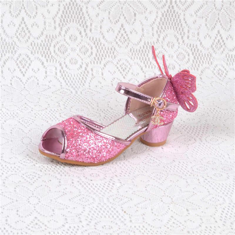 Heel Sandals For Girls Kids High heels