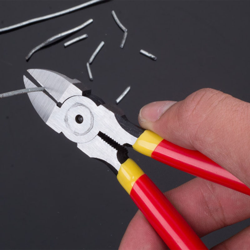 Insulated Electrical Wire Cutter Pliers