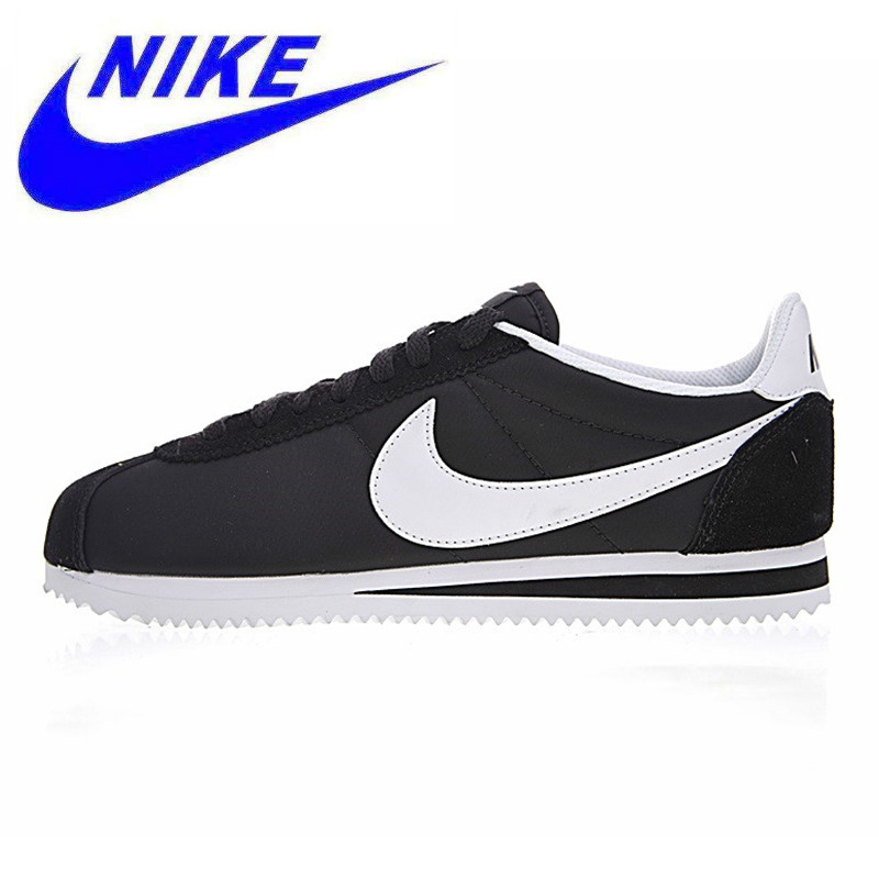 2884a03868ed Original NIKE CLASSIC CORTEZ NYLON Men s and Women s Running Shoes