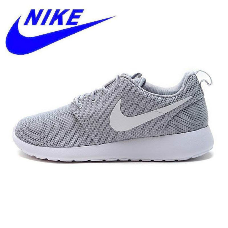 182d19789ba3 Detail Feedback Questions about New Arrival Original NIKE Mesh Breathable ROSHE  ONE Men s Running Shoes Sneakers Trainers Non slip on Aliexpress.com ...