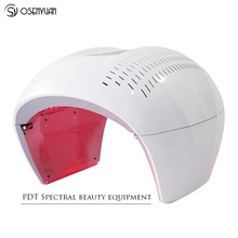 Professional LED Facial Mask Treatment Face Whitening Photon Light Skin Rejuvenation Acne Remover Anti Wrinkle Device