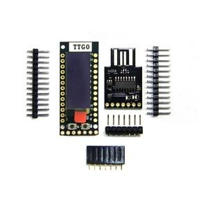 Image 1 - LILYGO®TTGO TQ ESP32 0.91 OLED PICO D4 WIFI & Bluetooth הרבה Prototype לוח