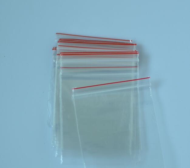 500pcs Pack Clear Pe Bag Small Zip Lock Poly Bags Plastic Reclosable Pouch Zipper Grip Seal Ziplock Jewelry Self Sealed Bundle In Gift Wring