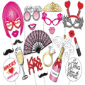 New novelty Toys Photo Booth Props Party Favor for Bachelorette Party with Fan Champagne Night Games Accessories Favors DIY