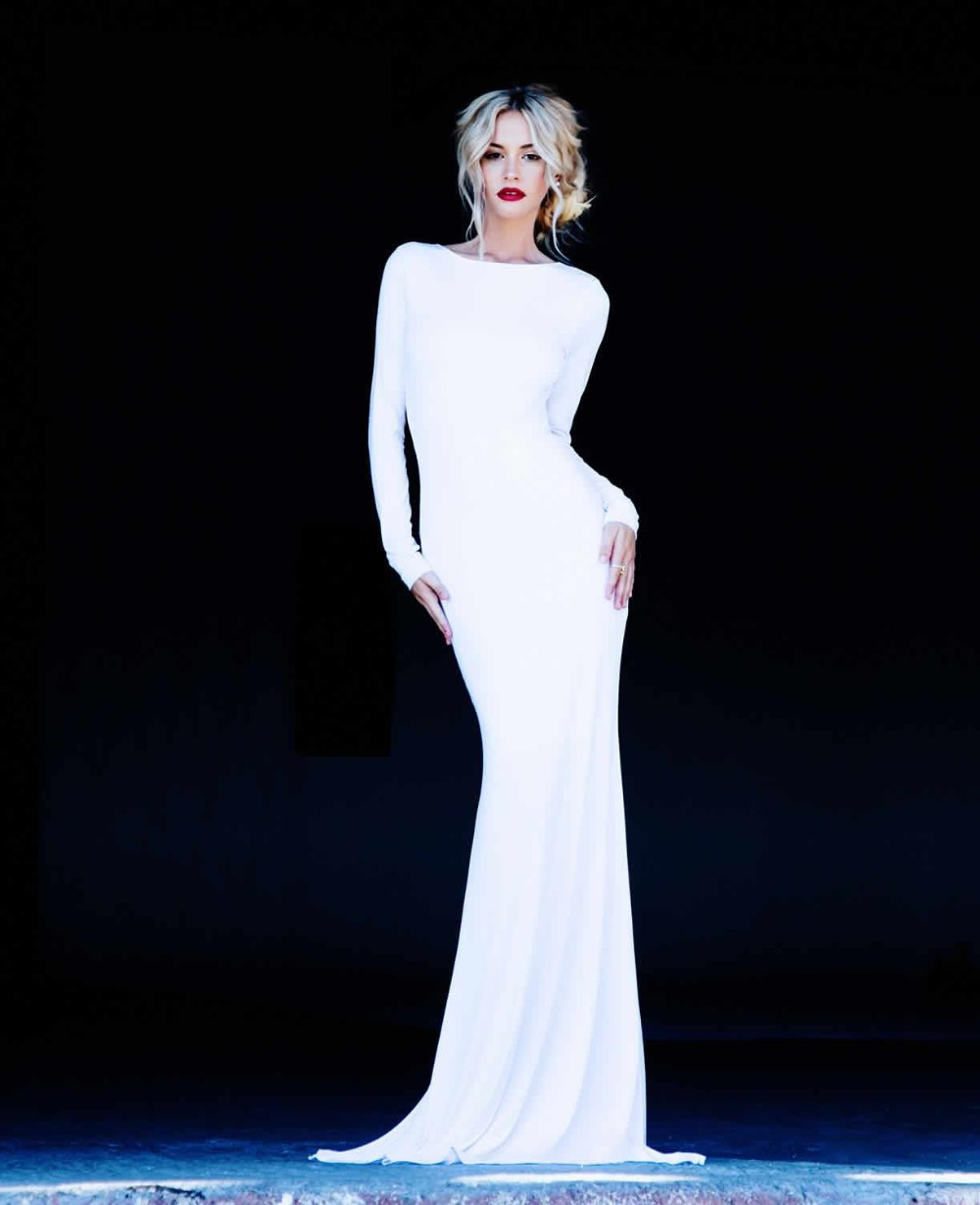 Compare Prices on White Formal Evening Gowns- Online Shopping/Buy ...