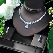 Hibride luxo torção feminino casamento nigeriano noiva zircônia cúbica colar dubai 2 pçs conjunto de jóias addiction N 239