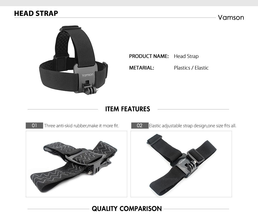 action camera Vamson Gopro Camera Accessories HTB181
