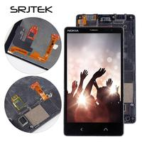 Screen For Nokia X2 Dual Sim X2DS RM 1013 LCD Display Matrix Touch Screen Digitizer Full