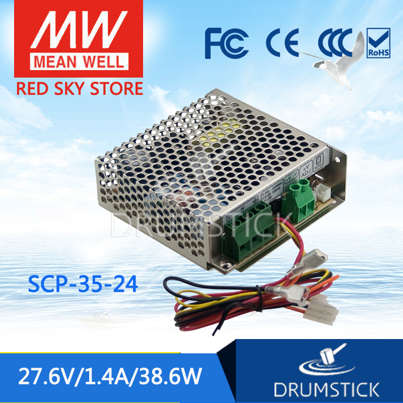 Advantages MEAN WELL SCP-35-24 27.6V 1.4A meanwell SCP-35 38.6W Single Output Switching Power SupplyAdvantages MEAN WELL SCP-35-24 27.6V 1.4A meanwell SCP-35 38.6W Single Output Switching Power Supply