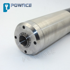 Image 2 - 1.8KW ATC SPINDLE MOTOR ISO20 PERMANENT POWER ELECTRIC SPINDLE FOR CNC MACHINE