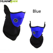Neoprene Neck Warm Half Face Mask Winter Veil Windproof Sport Bicycle Motorcycle for Ski Snowboard Outdoor Balaclava Masks