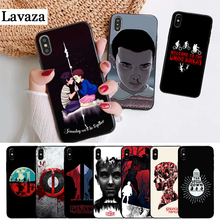 Lavaza Stranger Things Christmas Lights Durable Brand Silicone Case for iPhone 5 5S 6 6S Plus 7 8 11 Pro X XS Max XR