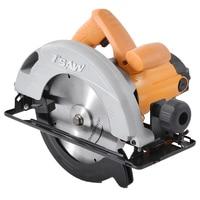 Neue Heiße Hohe Qualität 7 Inch Elektrische Kreissägen M1Y-DS-185 Industrie Grade Sägen Elektrische Holzbearbeitung Werkzeuge 220 V/50 HZ 1100W
