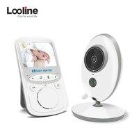 Looline 2 4 Inch Wireless Baby Monitor Baby Nanny Security Camera Baby Radio Baby Sitter 2
