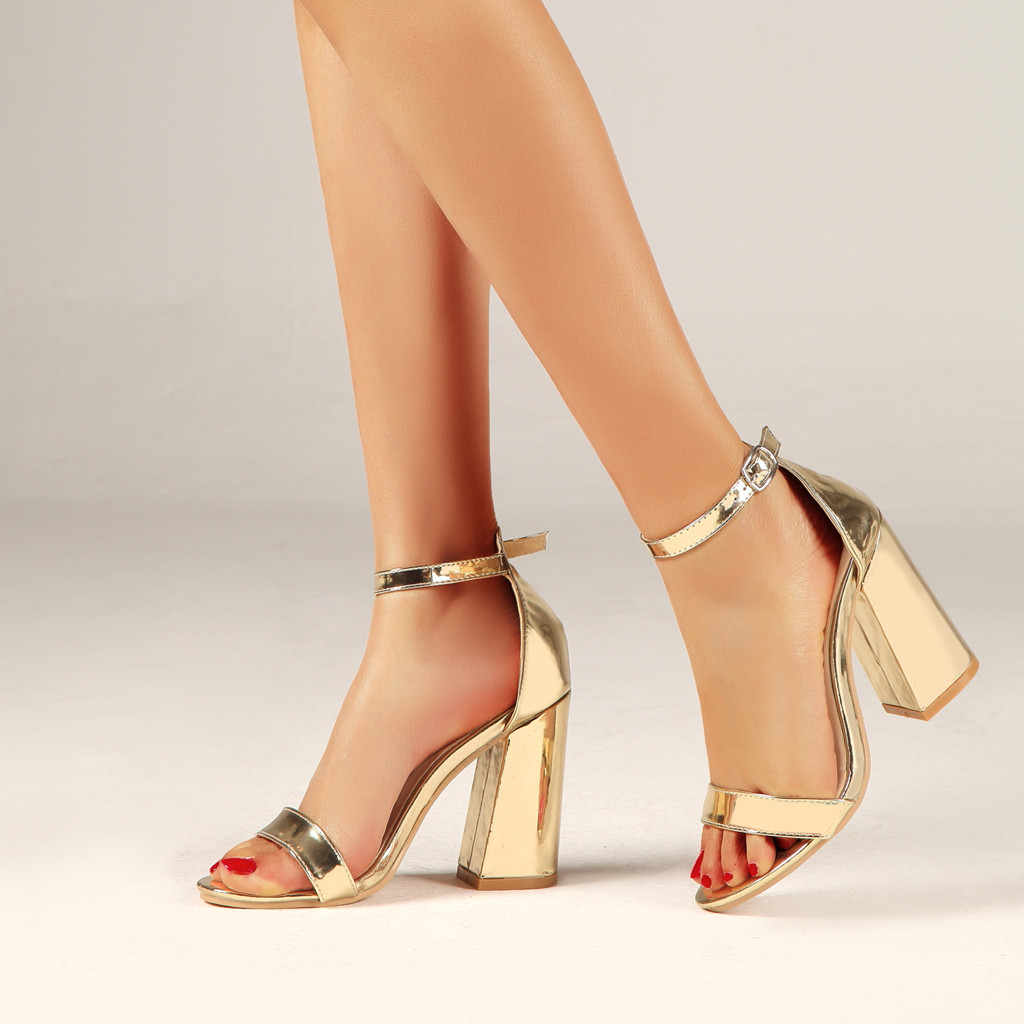 Señoras Boda Sandalias Nuevas De Lujo De La Plana De Verano Vestido Fiesta Nupcial Playa Zapatos Talla