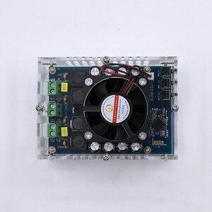Image 3 - TDA7498 100W X2 Wireless Bluetooth Audio Amplifier Stereo High Power Digital Amplifier Boost Board DC 12V 24V