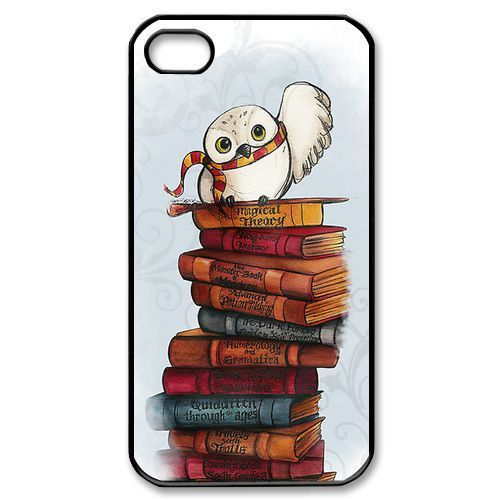 online store 2fe4d ff0cd US $6.99  Harry Potter Owl Hedwig cover case for iPhone 4 5s SE 5c 6 6s  Plus iPod 4 5 6 Samsung Galaxy s2 s3 s4 s5 mini s6 s7 note 2 3 4 5 on ...