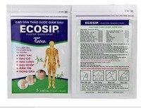 100Pcs 20bag ECOSIP Treatment Osteoarthritis Bone Hyperplasia Omarthritis Rheumatalgia Spondylosis Paste Pain Relieving Patch