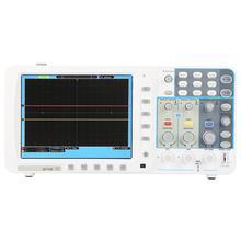 """OWON 100-240V SDS7102/SDS7102V осциллограф 100M 1Gsa/s большой ЖК-дисплей """" LAN USB VGA Осциллограф USB кабель осциллограф зонд комплект"""