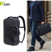 Кеми бренд 2018 Новый корейский стиль Для мужчин рюкзаки Fashion17 ноутбук рюкзак школьные сумки Повседневное путешествия водонепроницаемый Mochila